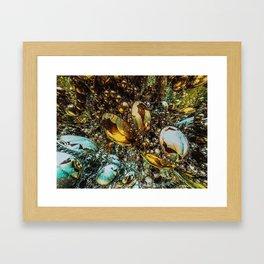 Daraz illustrtion Framed Art Print