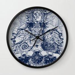 Spirit Dreams Wall Clock