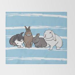 Daisy Regi Meeko Bambi Throw Blanket
