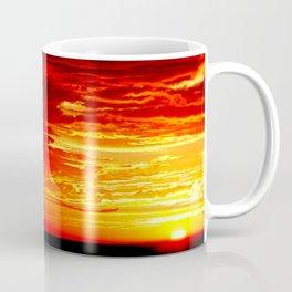 Fiery Sky Coffee Mug