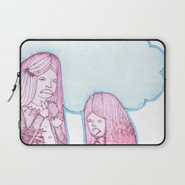 Rabbit Girls Laptop Sleeve