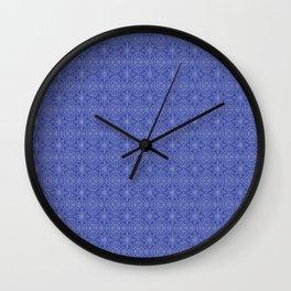 Tiles I Wall Clock