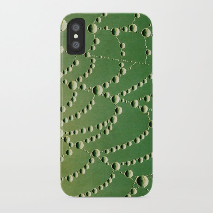 string of beads iPhone Case