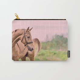 horse collection. sportive Carry-All Pouch