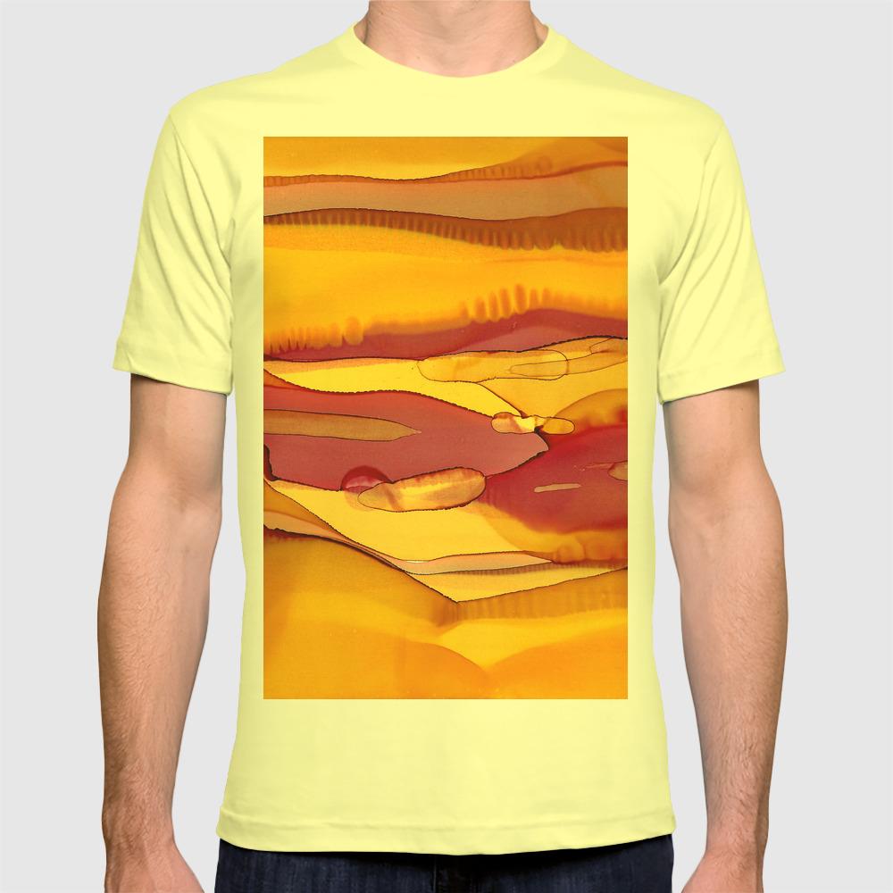 Amber Waves Of Grain T Shirt By Danaroper Society6