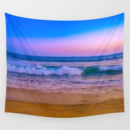 pacific coast Wall Tapestry