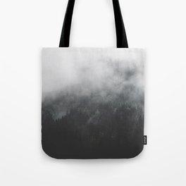 Spectral Forest II - Landscape Photography Tote Bag