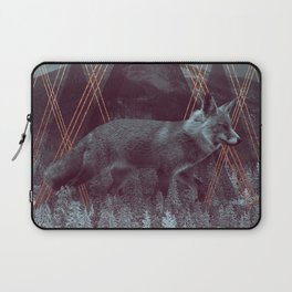 In Wildness | Fox Laptop Sleeve