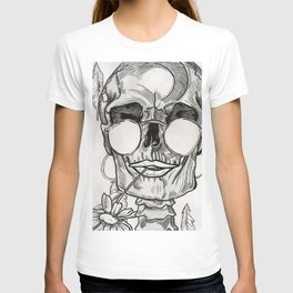 Over My Dead Body T-shirt