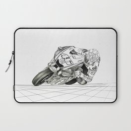 The Bike Hand Sketched Laptop Sleeve
