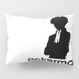 ackermann logo Pillow Sham