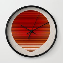 almost infinity Wall Clock