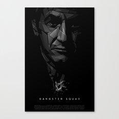 Gangster Squad Canvas Print