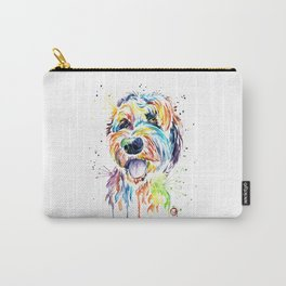 Goldendoodle - Doodle of. a doodle Carry-All Pouch