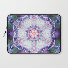 Mandalas from the Depth of Love 7 Laptop Sleeve