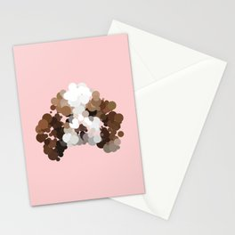american cocker spaniel Stationery Cards