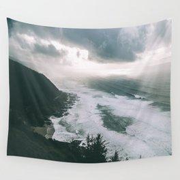 Oregon Coast XIII Wall Tapestry