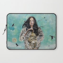 Oh the humanity Laptop Sleeve