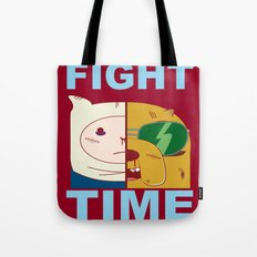Fight Time Tote Bag
