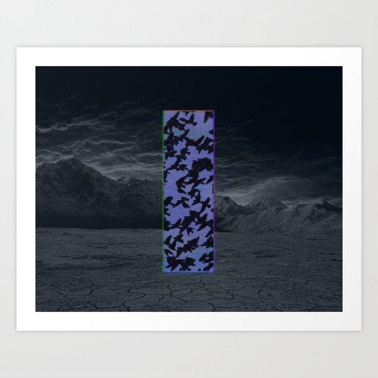 """""""Welcome Oblivion"""" by Tim Lukowiak Art Print"""