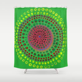 Dotto 22 Shower Curtain
