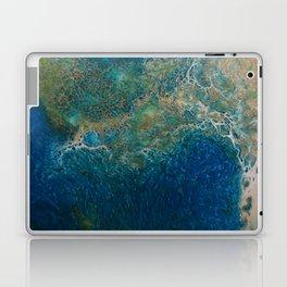 Ocean wave Laptop & iPad Skin