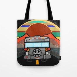 Trippin Tote Bag