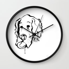 Baballe Wall Clock