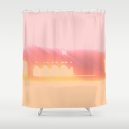 Childhood of Humankind: from Outside Shower Curtain