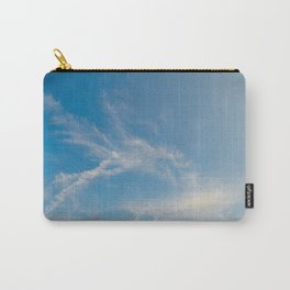Hummingbird Cloud by Teresa Thompson Carry-All Pouch