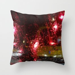 Rainy DayZ 34 Throw Pillow
