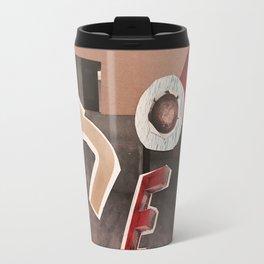 SAVE THE ARTS Travel Mug