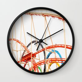 One Way To Have Fun #society6 #decor #buyart Wall Clock