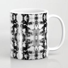 Tie-Dye Blacks & Whites Coffee Mug