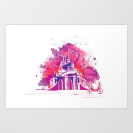 Enchanted Place Art Print