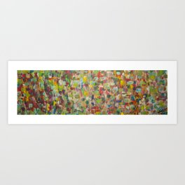 Pallet nº1 Art Print