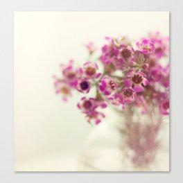 Florecitas. Canvas Print