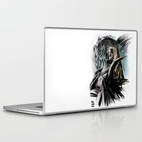 thranduil Laptop & iPad Skins featuring Thranduil by Melo Monaco
