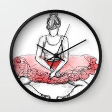 Can't Dance Wall Clock