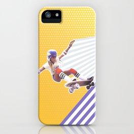Shred like a Girl iPhone Case