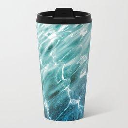 acqua azzurra acqua chiara Travel Mug