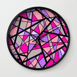 LINES V Wall Clock