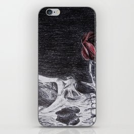 On Death and Dying iPhone Skin