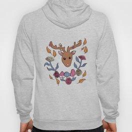 Deer nature Hoody