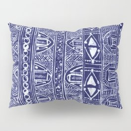 Blue Tribe Pillow Sham