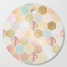 Honey Dripper Cutting Board