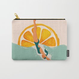 Girl Dive Carry-All Pouch
