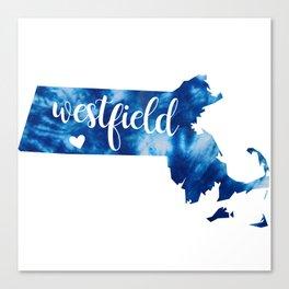 Westfield, Massachusetts Canvas Print