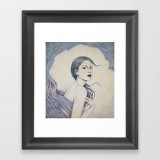 209 Framed Art Print