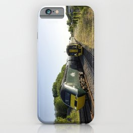 Tiverton  Junction speed iPhone Case